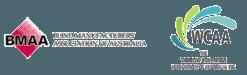 BMAA and WCAA Logos